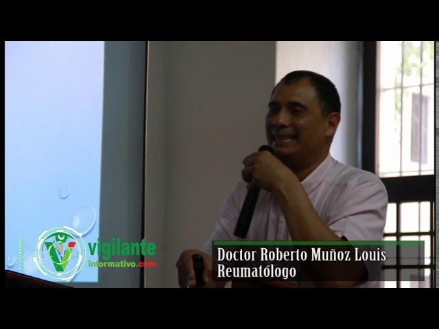 Reumatólogo explica qué es el Lupus y cómo afecta