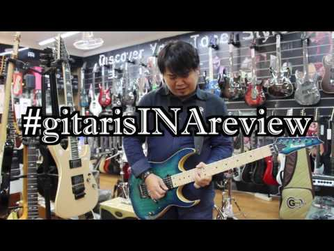 Ibanez Prestige 652 AHM NBG #gitarisINAreview With Hendry Halim