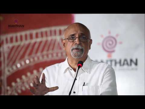 C.Rammanohar Reddy at Manthan (#216) on Demonetisation and Black Money