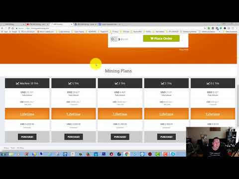 AWS Mining Review  Profitable Lifetime BTC Cloud Mining 2018