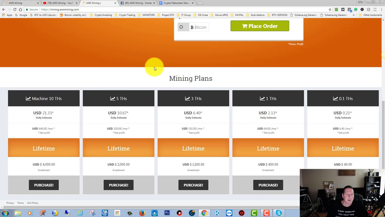 Aws Mining Profitability Cloud Mining Contract Review – Halsted Auto