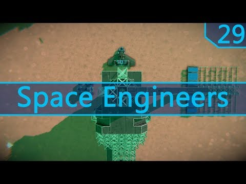 Large Amounts of Base Planning | Episode 29 | Space Engineers | Survival Series: Apollo