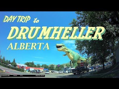 Time Lapse: Calgary Round-Trip to Drumheller, Alberta