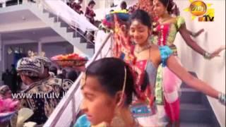Hiru TV Mangalam  Dilani & Supun  24.08.2014