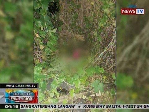 BP: 6-anyos, natagpuang patay sa bakanteng lote sa Davao City