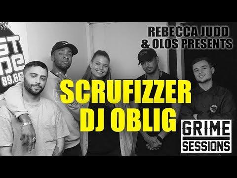 Grime Sessions - Scrufizzer - DJ Kirby T B2B Oblig