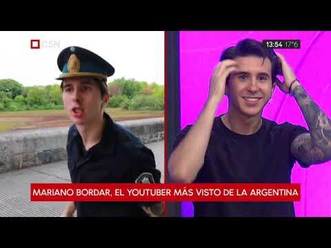 Tarde XTRA: Entrevista a Mariano Bondar, el youtuber más visto de Argentina
