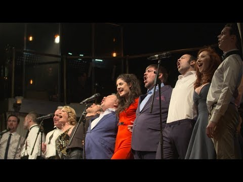 English Theatre Frankfurt: THIS IS THE MOMENT Die Arche Charity