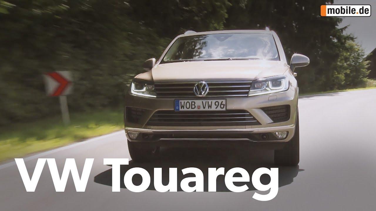 Kurzcheck Mobilede Vw Touareg Youtube