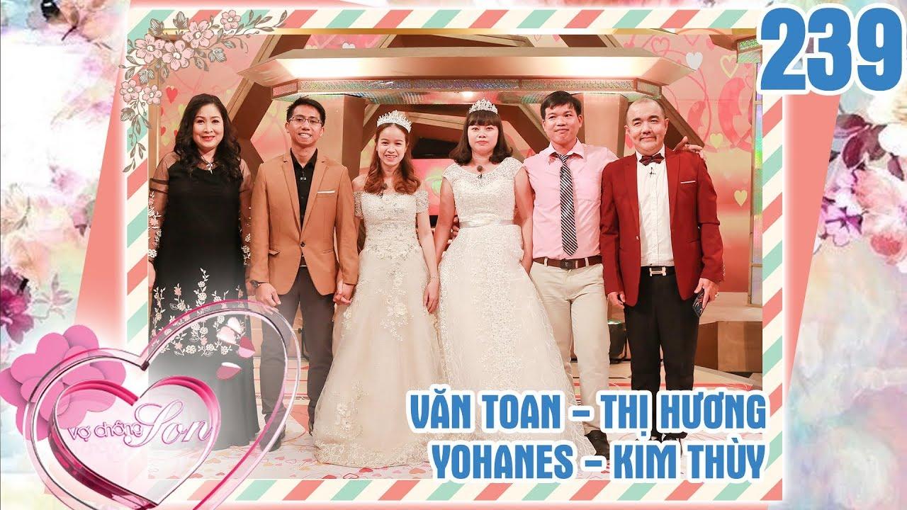 image VỢ CHỒNG SON | VCS #239 UNCUT | Chàng rể đến từ INDONESIA và chuyện tình cặp đôi 'BÁN MUỐI'|180318💕