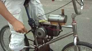 bmx moteur