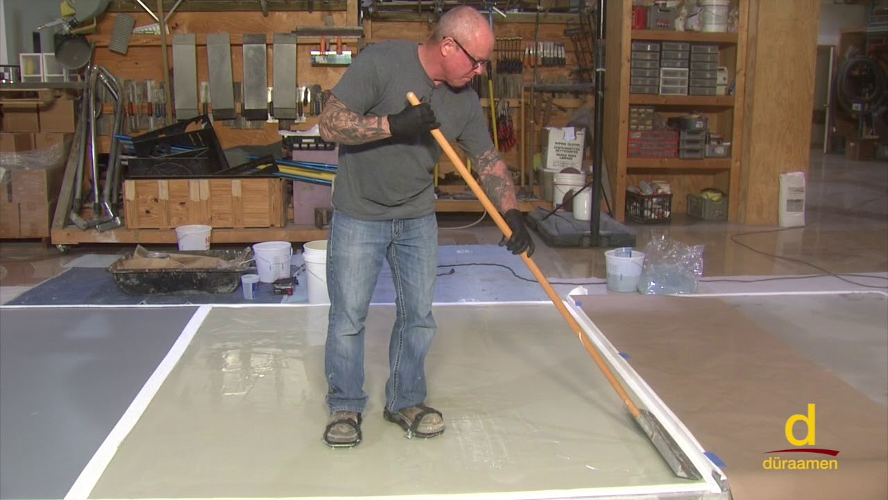 How to Install Urethane Cement