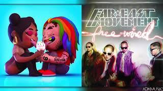 Baixar Fefe x Like a G6 ft. Lady Gaga | Mashup of Nicki Minaj/6ix9ine/Far East Movement