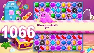 Candy Crush Soda Saga Level 1066 (3 stars, No boosters)