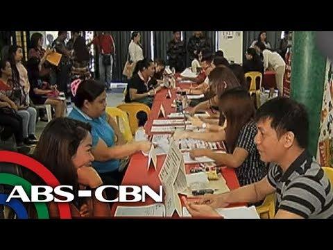 Higit 100 aplikante, agad nagkatrabaho sa job fair sa Pampanga