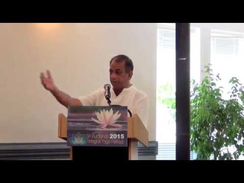 Talk by Dr Alok Pandey at Integral Yoga Retreat – 8. The Discovery