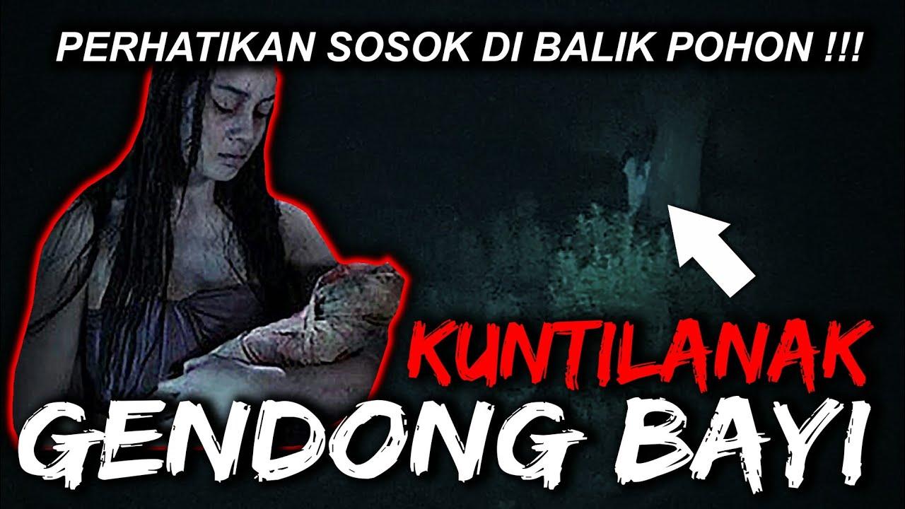 80 Perhatikan Kuntilanak Menggendong Bayi Part 1 Youtube