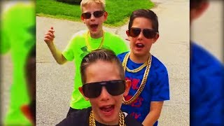 Embarrassing Kids Think They Can Rap...