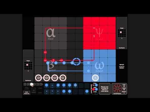 Let's Play SpaceChem Pt 11: 4-4; No Ordinary Headache  