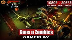 Guns n Zombies n Aliens gameplay PC HD [1080p/60fps]