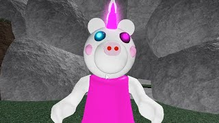 ROBLOX RAINBOW UNICORN PIGGY JUMPSCARE - Roblox Piggy RolePlay