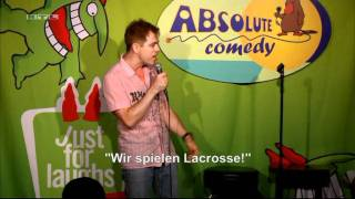 Michael Mittermeier - Live In Kanada, Just For Laughs Festival 2011 [1/6]