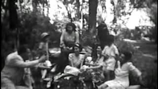 O ANO ERA 1945 - PASSEIO NO CAMPO - FESTA DE NATAL EM CASA