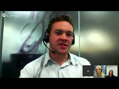 Hangout with Accenture Analysts