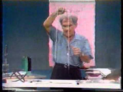 Centrifugal Force : Dramatic demonstrations in Physics by Prof Julius Sumner Miller VTS_08_1.avi