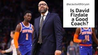 Is David Fizdale a Good Coach?? (Part 1/2)