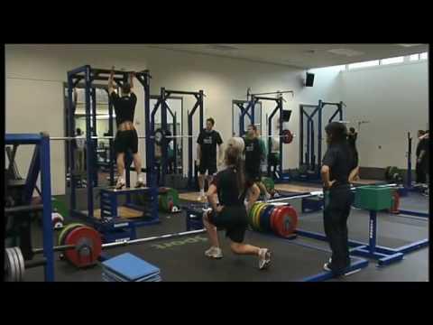 Barry McElduff Visits Sports Institute at UUJ