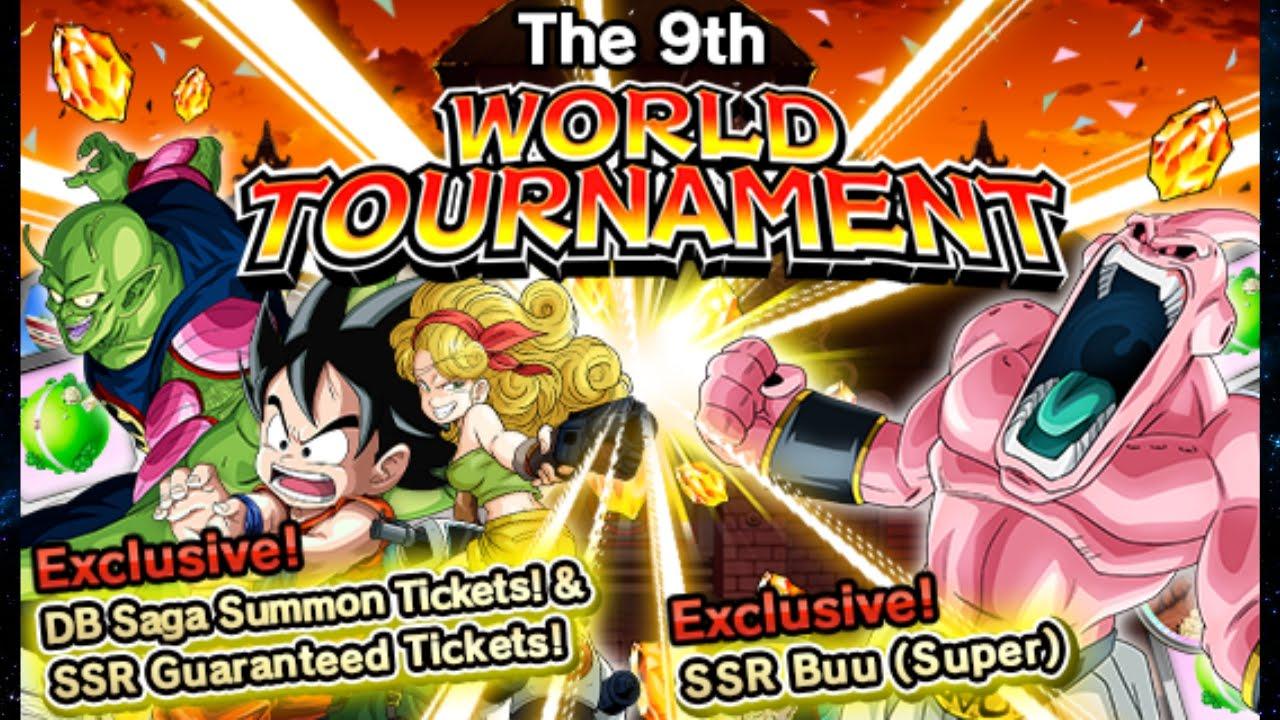 World tournament dokkan battle prizes for carnival games