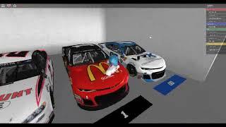 NASCAR'18 DAYTONA Roblox