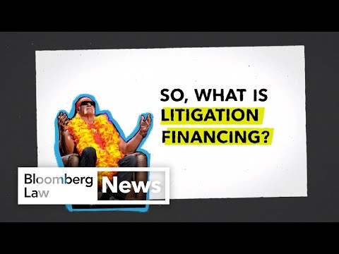 Making Millions Off Other People's Lawsuits: How Litigation Finance Works