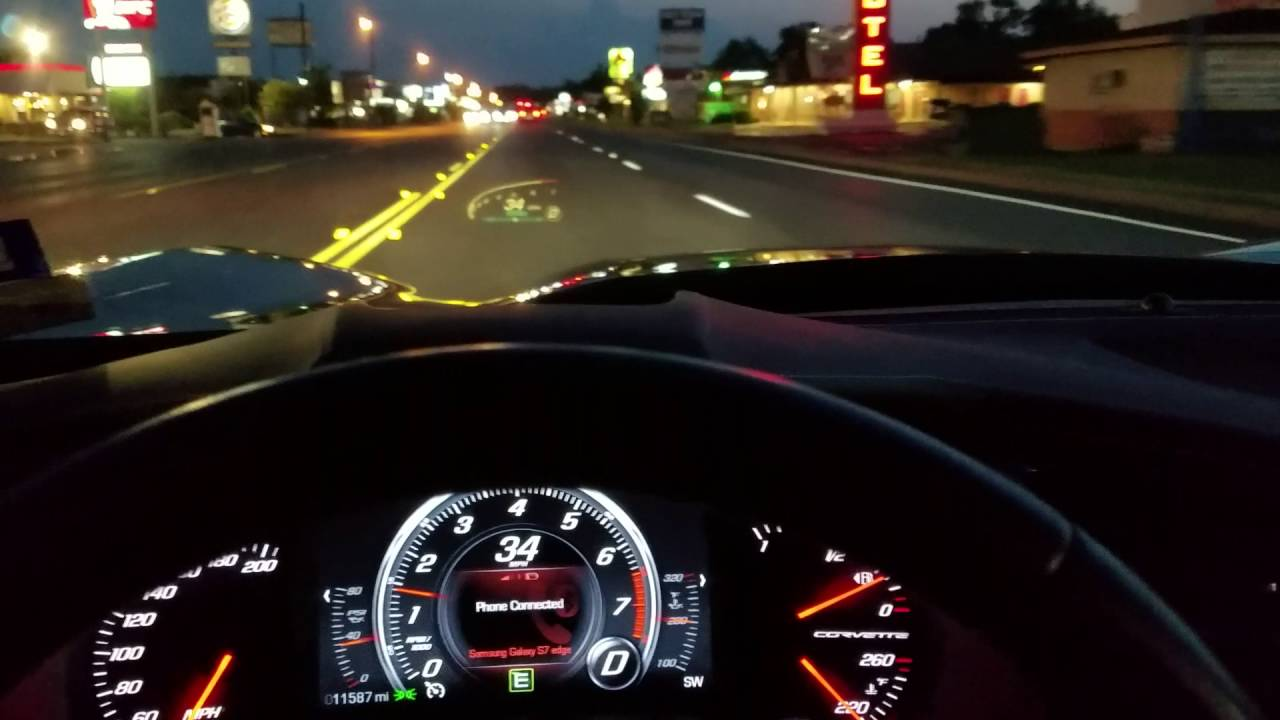 corvette heads up display youtube. Black Bedroom Furniture Sets. Home Design Ideas
