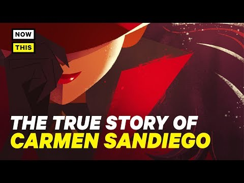 Carmen Sandiego: The True Story | NowThis Nerd Mp3