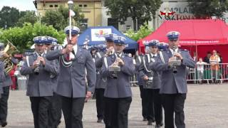 Wojewódzkie obchody Święta Policji w Tomaszowie Mazowieckim