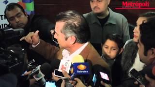 """Jaime Rodríguez """"El Bronco"""" llama mentiroso a el periódico El Horizonte"""
