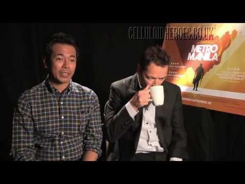Sean Ellis & Jake Macapagal Talk Metro Manila CelluloidHeroes.co.uk