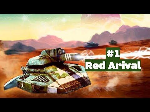 """Lets Play - Battlezone 98 Redux -  Walkthrough Gameplay - Story-  Part 1. """"Red Arrival""""  """