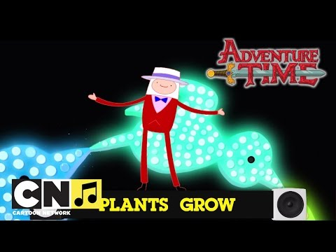 Adventure Time | Food Chain Song – Toon Tunes Song | Cartoon Network