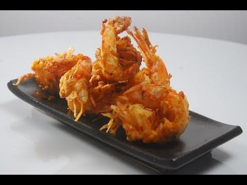 Crispy Fried Coconut Prawns | Cooksmart | Sanjeev Kapoor Khazana