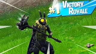 "New ""MOTHMANDO"" Skin Gameplay Fortnite Battle Royale!!!"