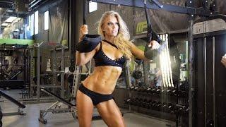 Noora Kuusivuori  fitness model