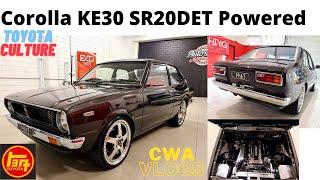 Download Corolla KE30 fully Modified