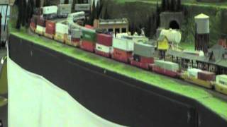 Waynesborough Model Railroad Club 9-4-11