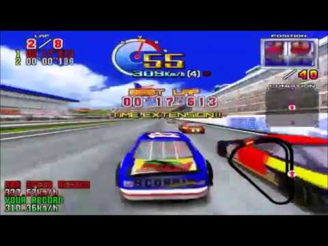 History of NASCAR Video Games