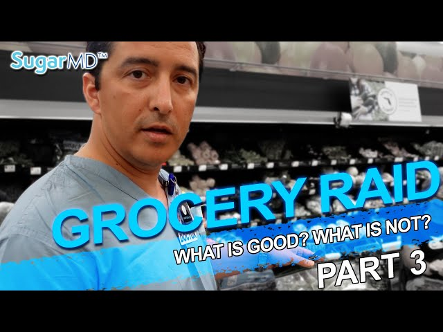 DO Groceries Right- Just like That! Diabetes Control Tips Part 3