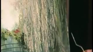 Онлайн трейлер видеоурока_ Заросший пруд, ива.Игорь Сахаров .