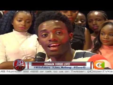 10 over 10: Romain Virgo interview